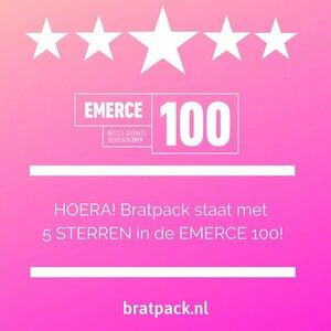 Bratpack een van de beste digital agencies van Nederland!