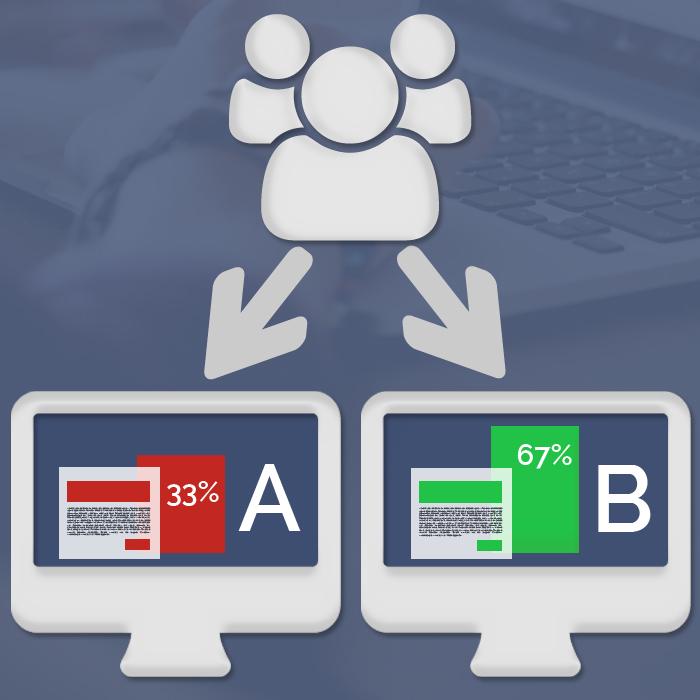 Tips voor een goede A/B test