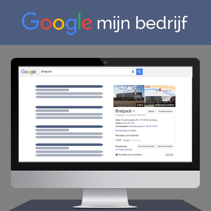 Google Mijn Bedrijf voor online vindbaarheid
