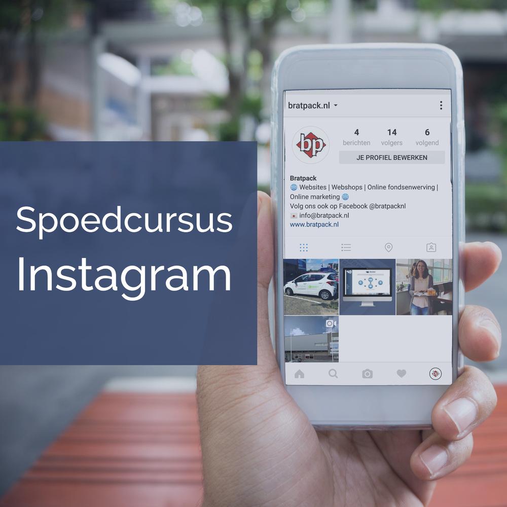 Hoe gebruik je Instagram: een snelcursus