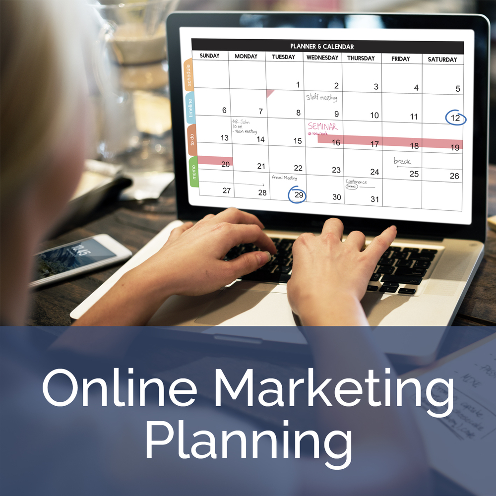 Online Marketing Planning anno 2017