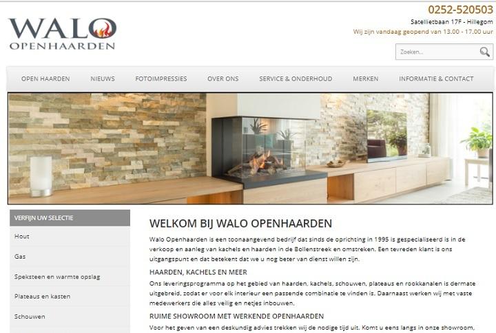 Walo openhaarden