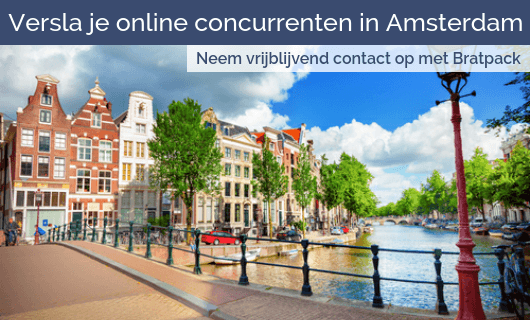 Online marketing analyse in amsterdam door Bratpack