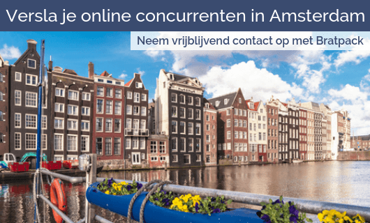 Online marketing bureau in Amsterdam