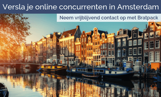 Bratpack de Online marketing specialist in Amsterdam