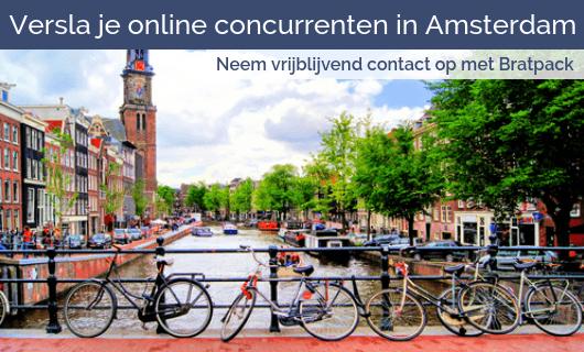 Zoekmachine optimalisatie in Amsterdam door Bratpack