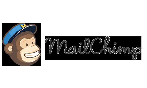 website koppelen met mailchimp
