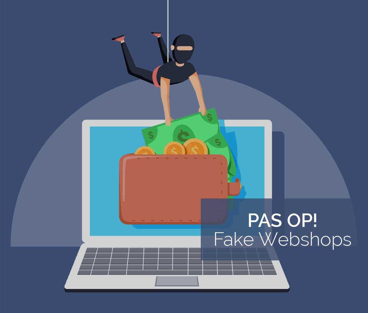 Fake webshops