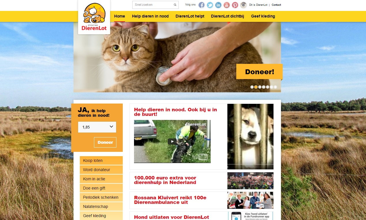 Stichting-DierenLot-Case-Print-Screen