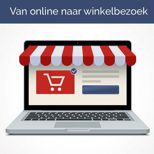 Van online naar winkelbezoek