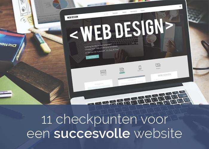 11 tips bij het laten maken van een website