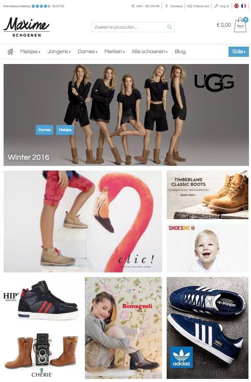 website-maxime-schoenen-print-screen